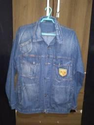 Jaqueta jeans semi-nova