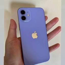 Título do anúncio: iPhone 12 de 64gb semi novo e lacrado cubro concorrência pronta entrega @ivanrodrigies.x1
