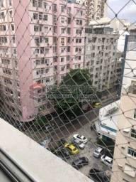 Apartamento à venda com 3 dormitórios em Flamengo, Rio de janeiro cod:LAAP34508