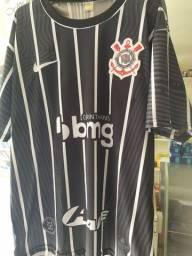 Camiseta de time Corinthians só G nova unisex