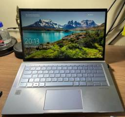 Notebook Asus Zenbook 14 UX431FA-AN202T - Intel Core i5, 256 gb SSD, 8 gb RAM