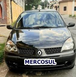 Renault Clio Authentic 1.0 8V 2004