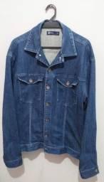 Jaqueta jeans masculina Hering - XL/GG - SÓ VENDA!