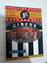 Livro Rolling Stones Rock And Roll Circus (importado)