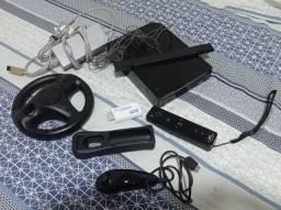 Nintendo Wii desbloqueado em perfeito estado
