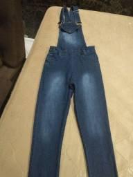 Macacão jeans N° 40