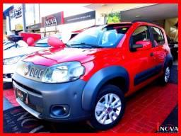 Fiat Uno Way 1.4 Celeb. EVO Fire Flex 8V Imperdível Financia 100%