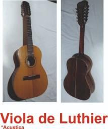 Viola Giannini e Luthier