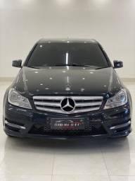 Mercedes C-180 2014