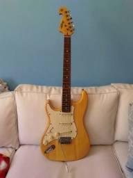 Guitarra Memphis CANHOTO VENDO OU TROCO