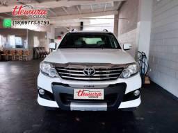 Toyota/ Hilux SW4 4x2 SR - 2014/2014 - Branca - Flex