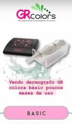 Dermografo gr colors básic semi novo