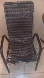 Duas cadeiras por 25$