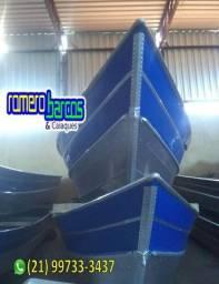 Barco P/ Pesca Borda Extra Alta, largo 5mt