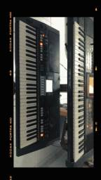 Roland e09 e  Yamaha s550