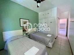 Apartamento à venda com 1 dormitórios em Copacabana, Rio de janeiro cod:CP1AP54048