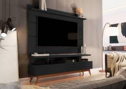 Rack e Painel Vivare 1.6 Wood- JP Móveis Online