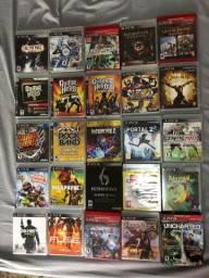Vendo Jogos PS3 - Ler descrição