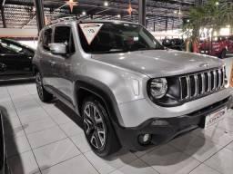 Jeep Renegade longitude 1.8 completo