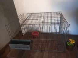 Gaiola GRANDE p/ coelhos