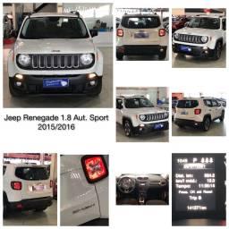 Jeep Renegade 1.8 16v SPORT 4ptas Aut.