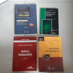 13 livros de direito