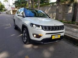 Compass Limited Completíssima 2016/2017 só 24.000km Toda revisada na Jeep vd/trc