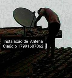 Antenista instalação de antenas