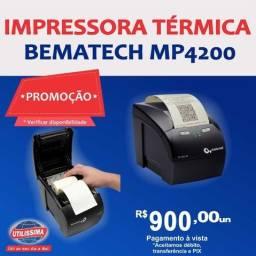 Impressora Térmica Bematech ? Entrega grátis