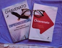 Livros Idalberto Chiavenato