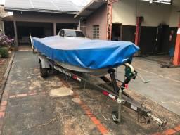 Barco 6 metros, traia 2018 zerado