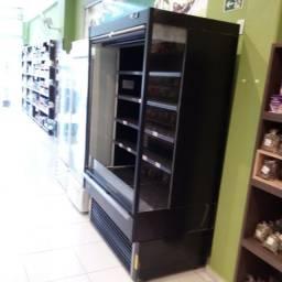 Expositor Refrigerado Vertical auden vega 125 lxb