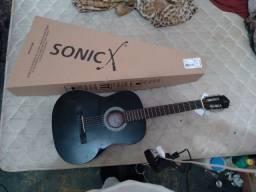 Vendo violão giannini serie sonic x