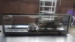 Estufa para salgados 6 bandejas