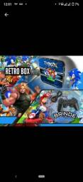GAME BOX RETRÔ