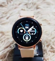 Relógio feminino digital inteligente smartwatch Zeblaze
