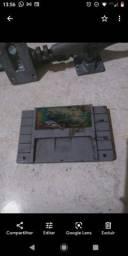 Fita Super Nintendo Streer Fighter 2 Colecionador