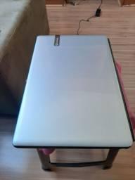 Notebook Gateway i3-3217U 1.80 GHz 4gb de memória HD 5gb tela 15.6polegadas