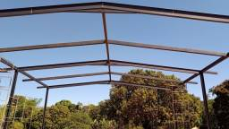 estruturas metálica .