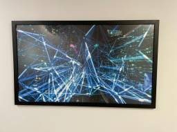 Quadro Art Abstrat