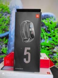 Líquida 2020 Xiaomi.. Mi Band 5 NOVO LACRADO COM GARANTIA e entrega hj