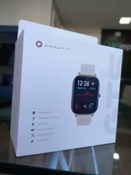 Relógio Amazfit GTS Global Versão Rose Pink 12x Sem juros/Garantia/Loja Física