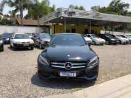 Mercedes-bens C-180 1.6 turbo 2016