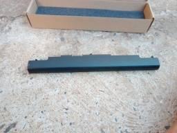 Bateria de notebook para retirar peças