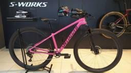 Bicicleta Specialized Chisel Expert Feminina 1x seminova