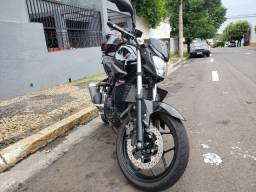 MT03 ABS 2017/18 com 8.100km