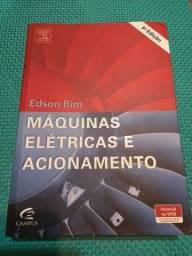 Edson Bim<br><br>Máquinas Elétricas e Acionamento<br><br>Edição Português | 3ª Edição<br><br>