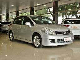 Nissan Tiida SL 4P FLEX MEC