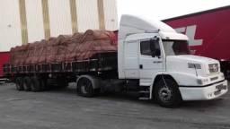 Mercedes bens 1634 2007 e Carreta Guerra