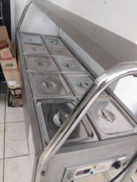 REECHO, 10 bandejas usado uma única vez, valor R$ 2.000,00 ac. Troca.